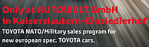 NATO military sales programm at AUTOWELT GmbH